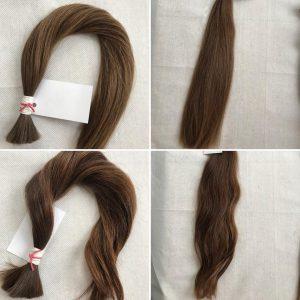 Przedłużenie włosów w Lublinie - włosy dziewicze